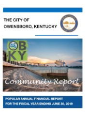 Popular Annual Financial Report 2019